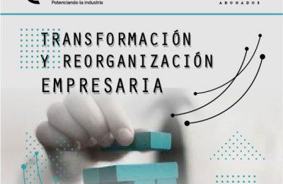 Invitación al Seminario «Transformación y Reorganización Empresaria»