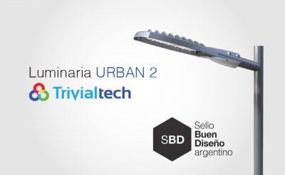 Trivialtech galardonada con el Sello Buen Diseño argentino