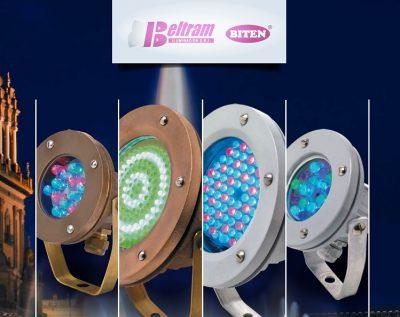 Beltram Iluminación SRL, líder en el mercado de Luminarias Subacuáticas y Pantallas Tipo Industrial