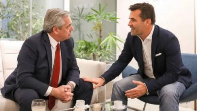 Darío Martínez asume como nuevo secretario de Energía