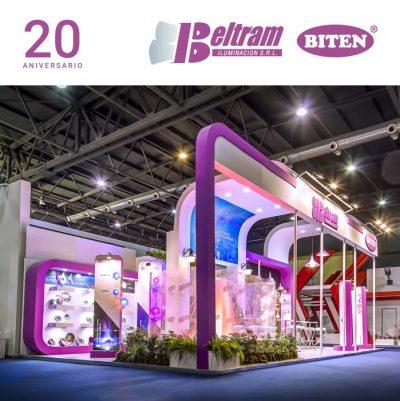 Beltram Iluminación – 20° Aniversario