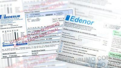 El Gobierno autorizó un aumento de las tarifas eléctricas de Edenor y Edesur
